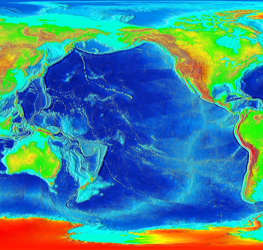 sensing the atlantic ocean Ecogenomic sensing ocean observing system midwater research midwater ecology atlantic ocean vs pacific ocean: this unit plan can also be used for other parts of the world as a template for comparing and contrasting two ocean areasyour students will be experts when finished.